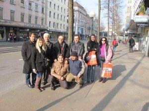 Bolvadin Endüstri Meslek Lisesi'nin Yurt Dışı Ziyareti