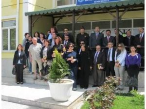 Avrupalı Heyet Bolvadin'de İncelemelerde Bulundu
