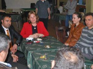 Başkan Kılçık'ın Belçika'daki Ziyaretleri Devam Ediyor