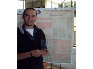 ÇOMÜ Öğrencileri Poster Bildiri Dalında Birincilik Kazandı