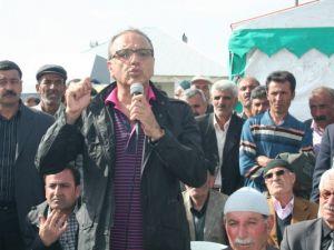 PKK Üyesinin Cenazesinden Sonra Olaylar Çıktı