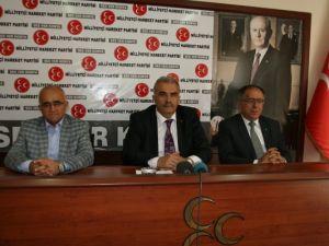MHP Milletvekili Adayı Durmuş Ali Açıkel: