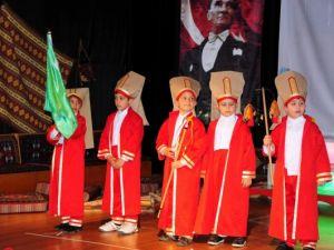 Yozgat Özel Ergin Koleji 1. Sınıf Öğrencilerinden Yıl Sonu Gecesi