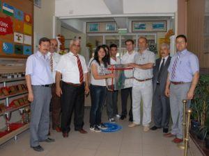 Osmaniye Anadolu Lisesi'nden Örnek Davranış