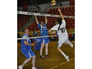 Atso Spor Oyunlarında Voleybol Finali