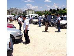 Gaziantep 2. El Oto Pazarı Taşındı