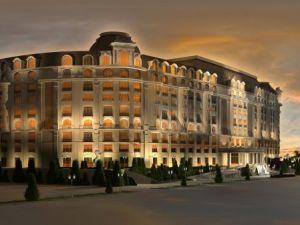 Selçuklu ve Osmanlı Saray Mimarisi Yeniden Canlanıyor