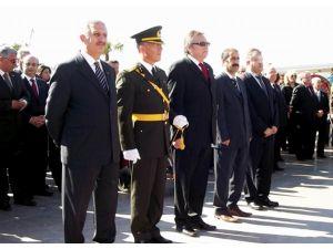 Ayvalık'ta Cumhuriyet Bayramı Törenleri