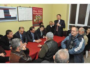 Kartepe Belediyesi Vatandaşlara Uygulama İmar Planlarını Anlattı