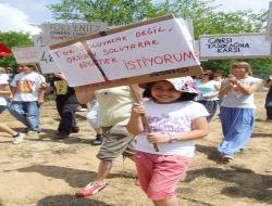 Yalova'da Çevre Eylemi