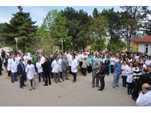 Fatsa Devlet Hastanesi Doktorları İş Bıraktı