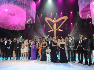 39. Altın Kelebek Ödülleri - 11 Haziran 2012 (Kanal D)