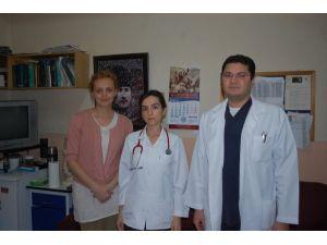 Gördes Devlet Hastanesinde Mucize Operasyon