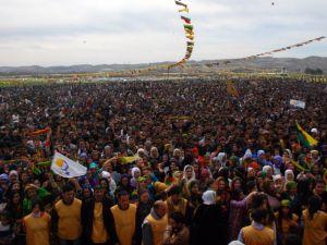 Şanlıurfada Nevruz Kutlamaları