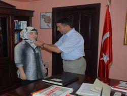 Hani Kaymakamı Babahanoğlu'ndan Başarılı Öğrencilere Altın - Diyarbakır