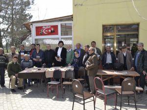 Osmanlı Torunları Karlıköyde Tanıtıldı
