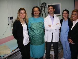Yatalak Hastaların Beslenme Sorunu Mideye Yerleştirilen Tüp ile Çözülüyor