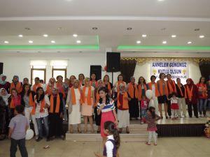 Ak Parti Daday Kadın Kolları Anneler Gününü Kutladı