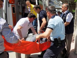 Malatya Adliyesinin Önünde Silahlı Kavga: 2 Yaralı