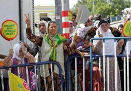 Diyarbakır'da Barış Mitingi