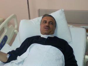 Ak Parti ESKİ İlçe Başkanı, Taksime Destek Eylemi Yapan Göstericiler Tarafından Bıçaklandı