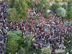 Taksim Dayanışma Platformu'nun Gezi Parkı Kararı