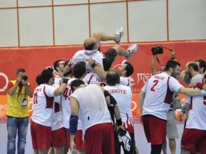 17. Akdeniz Oyunları Hentbol Müsabakalarından Şampiyon Mısır
