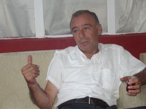 CHP Muratpaşa Belediye Başkan Aday Adayı ESKİ Chp Antalya İl Başkanı Ömer Melli: