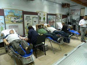 Çandan Kızılaya 38 Ünite Kan Bağışı