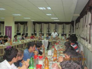 Bozüyük Orhangazi Koleji Mezunları İftarda Buluştu