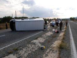 Kastamonu'da Trafik Kazası: 10 Yaralı - Kastamonu