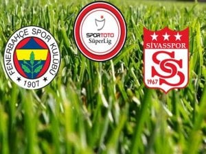 Fenerbahçe Sivasspor (5-2) Maçı