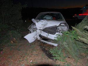 Aydında Trafik Kazaları