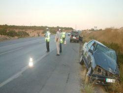 Gaziantep'te Trafik Kazası: 9 Yaralı - Gaziantep