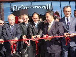 Güneydoğunun En Büyük Alışveriş Merkezi Prıme Mall Gaziantep Kapılarını Açtı