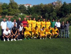 TFF Deplasmanlı Süper Amatör Lig - Zonguldak