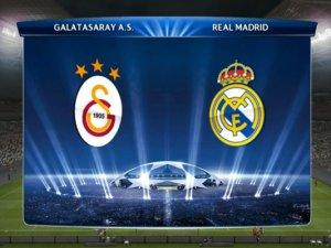 Galatasaray-Real Madrid (6-1) Maçın Geniş Özeti İzle