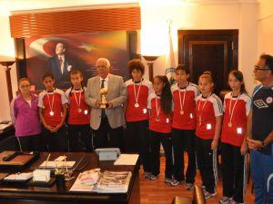 Ereğli Yıldız Kızlar Futbol Takımı Türkiye Şampiyonu