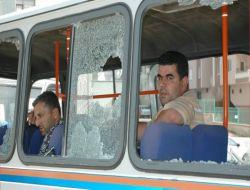 Dolmuş Şoförlerinin Hat Kavgası - Adana