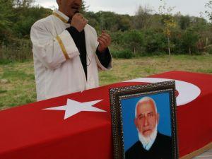 Kore Gazisinin Cenaze Namazını Oğlu Kıldırdı
