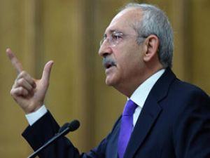 Kılıçdaroğlu: Başbakan Kadınları Dikizliyor