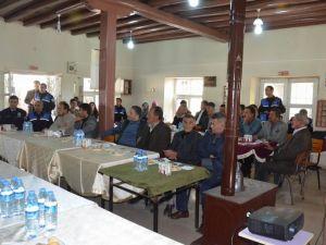 Ulalar Beldesinde Huzur Toplantısı Yapıldı