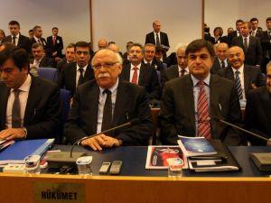 TBMM Plan ve Bütçe Komisyonu Görüşmeleri