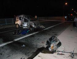 Adana'da Trafik Kazası: 1 Ölü, 2 Yaralı - Adana