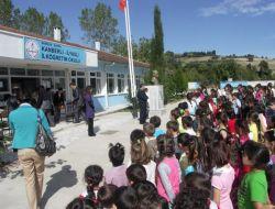 İlköğretim Öğrencilerine Polislik Dersi - Samsun