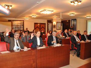 Çerkezköy Belediyesi Ocak Ayı 2nci Meclis Toplantısı Yapıldı