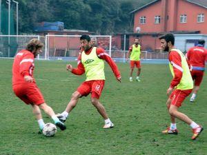 Zonguldak Kömürspor, İnegöl Gençlergücüspor Maçı Hazırlıklarını Tamamladı