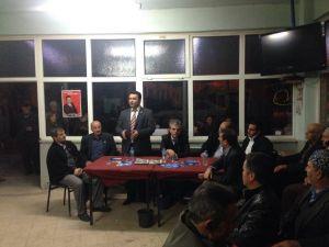 CHP Malkara Belediye Başkan Adayı Ulaş Yurdakul: Malkarada 4 Yıl Öncesinden Kalan Alt Yapı İnşaatının İçinden Çıkılamadı