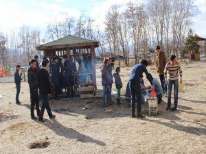 Gençler Piknikte Buluştu