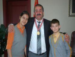 Bekir Sıtkı Durgun İlköğretim Okulundan Karakullukçu'ya Teşekkür - Sakarya